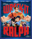 Wreck-It Ralph (Blu-ray/DVD) [Region B] [Blu-ray]
