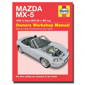 Mazda MX-5 Service and Repair Manual