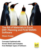 The Bill of Materials in Excel, Erp, Planning and Plm/Bmms Software