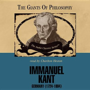 Immanuel Kant  [Audio]