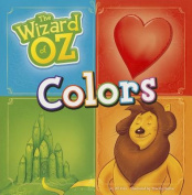 The Wizard of Oz Colors [Board Book]