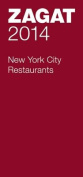 Zagat New York City Restaurants [With Map]