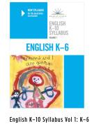 English K-10 Syllabus