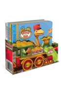 Dinosaur Train - Train Box Set [Board book]