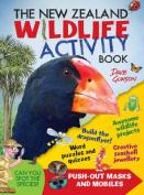 New Zealand Wildlife Activity Book