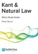 Kant & Natural Law Study Guide