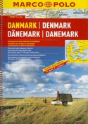 Denmark Marco Polo Atlas (Marco Polo Atlases
