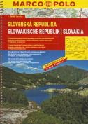 Slovakia Marco Polo Atlas (Marco Polo Atlases
