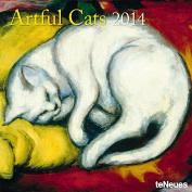 2014 Artful Cats Calendar