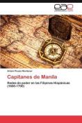 Capitanes de Manila [Spanish]