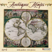 Antique Maps 2014