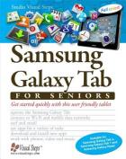 Samsung Galaxy Tab for Seniors [Large Print]