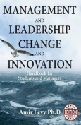 Management and Leadership-Change and Innovation