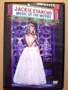 Jackie Evancho Music of the Movies [Region 4]