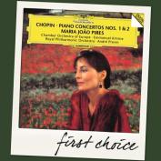 Chopin: Piano Concertos 1&2