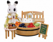Sylvanian Families - Juice Bar and Figure Set