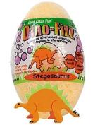 Dino Fizz Hatching Stegosaurus Egg Bath Fizzy - 70ml