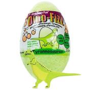 Dino Fizz Hatching Tyrannosaurus Egg Bath Fizzy - 70ml