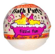 Fizzmos Bath Party Bath Fizzy - Yellow