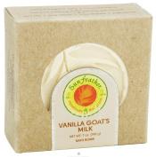 Sunfeather - Bath Bomb Vanilla Goat's Milk - 210ml