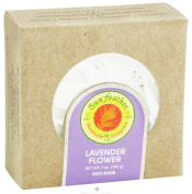 Sunfeather - Bath Bomb Lavender Flower - 210ml