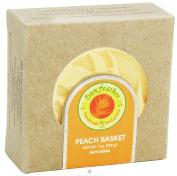 Sunfeather - Bath Bomb Peach Basket - 210ml