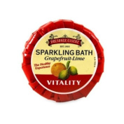 Dresdner Vitality Bath Tablets with Grapefruit - Lime, 80mls
