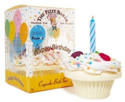 The Fizzy Baker Happy Birthday Cupcake Bath Fizz