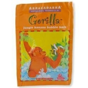 Abra cadabra Children's Gorilla Bubble Bath 70ml Foam Bath By Abra