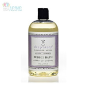 Deep Steep Organic Bubble Bath Grapefruit Bergamot -- 520ml