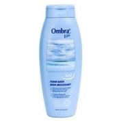 Ombra Soft Blue Foam Bath 500ml bath foam