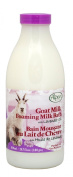 Alpen Secrets Goat Milk Foaming Milk Bath with Lavender Oil, 28.7-Fluid Ounce