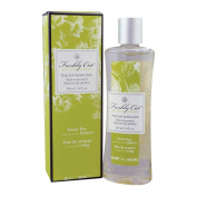 Upper Canada Soap And Candle Freshly Cut Petal Soft Bubble Bath In Sweet Pea Infused With Quince, 240ml
