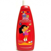 Nick Jr. Dora the Explorer Gentle Formula Bubble Bath Strawberry 16. Fl Oz