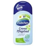 Bubchen Baby Cream Bath 400ml foam bath