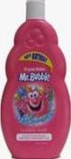 Mr Bubble Bubble Bath Liquid Original 475 ml