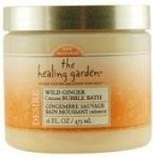 Coty Healing Garden Desire by Coty Wild Ginger Bubble Bath 470ml