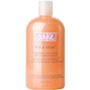 Cake Beauty It's A Slice Supremely Rich Bath & Shower Froth, 510ml