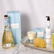 Get Fresh Memories of Paris White Fleurs Spa Collection