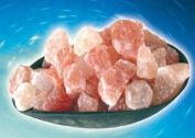 Himalayan Bath Salt Rocks - Natural - 1kg