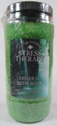 Village Naturals Stress Therapy Mineral Bath Soak 590ml