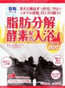 Ishizawa Lab Viva Body More Hot Fat Removal Enzyme Bath Salt -Orange 25g