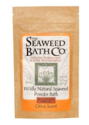 Wildly Natural Seaweed Powder Bath with Hawaiian Kukui Oil - Citrus Scent