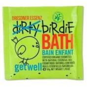 Childrens Bath Get Well Dirty Birdie Bath Powder, one packet for $4.50
