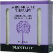 Sore Muscle Therapeutic Mineral Bath Salt - 90ml