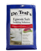 Dr. Teal's Epsom Salt Soaking Solution Magnesium Sulphate U.S.P, 2840ml