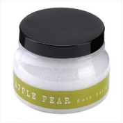 Soothing Apple Pear Bath Shower Room Spa Scented Salts
