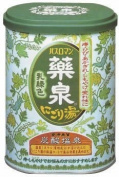 "Yakusen Bath Roman ""Muddy Green"" Japanese Bath Salts - 650g"