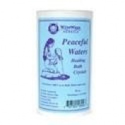 WiseWays Herbals Peaceful Waters Bath Crystals 470ml