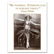 """""""Be Yourself. Everyone Else Is Already Taken."""" Pomegranate Bath Salts"""
